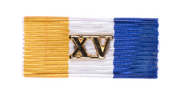 Baton Officiers Dienstkruis 15 jaar