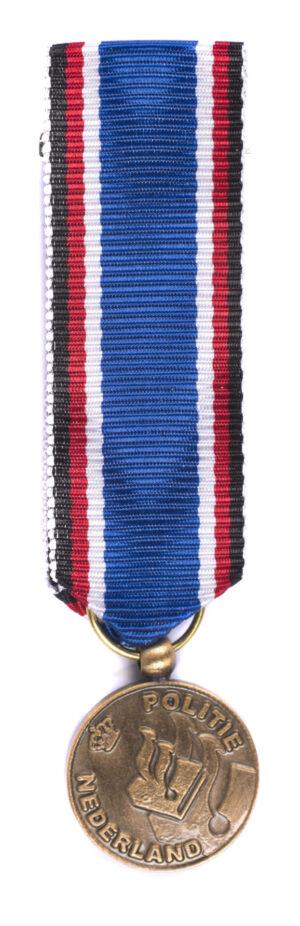 Politie medaille