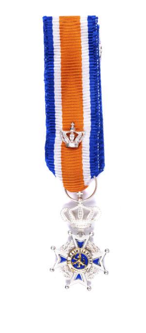 """Oranje-Nassau Militair """"Ridder"""""""