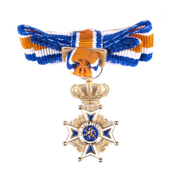 Oranje-Nassau grootkruis dames