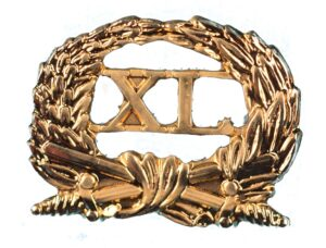 Jaarkrans Officiers Dienstkruis XL