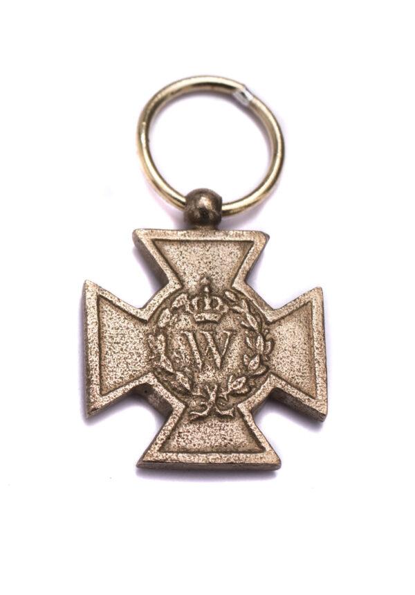 miniatuur bronzen kruis