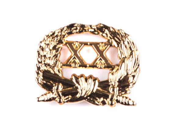 Jaarkrans Officiers Dienstkruis XX