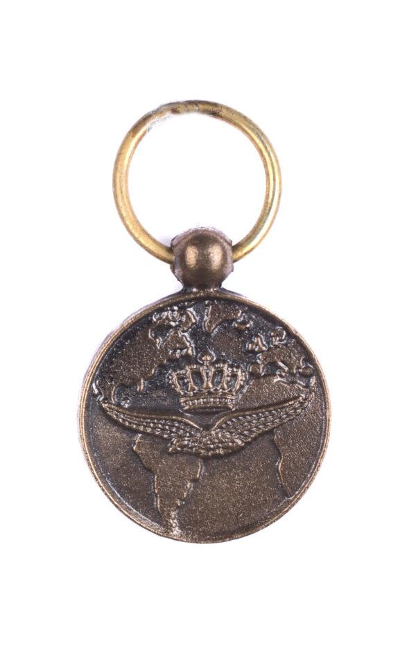miniatuur luchtmacht medaille
