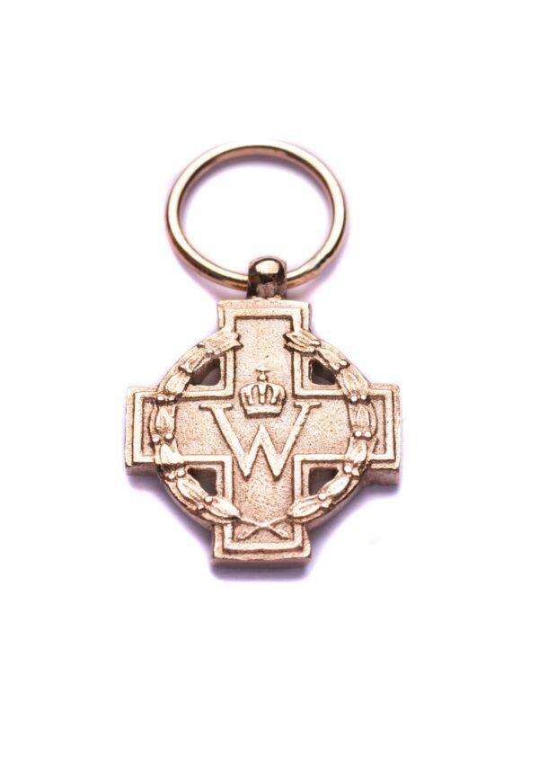 Miniatuur kruis van verdienste