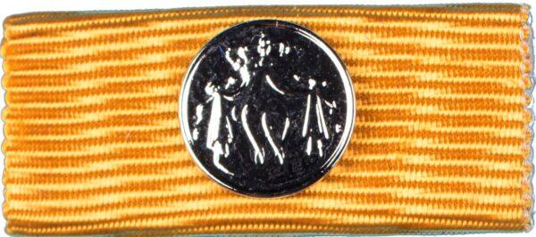 Trouwe Dienst Medaille zilver
